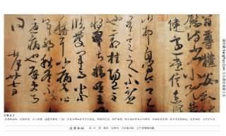 《翁尊體帖》書法真跡(行草)【晉代·王薈】